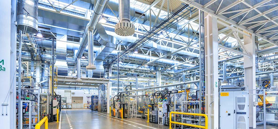 industrial illumination