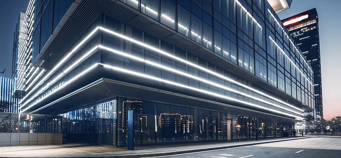 city lighting project