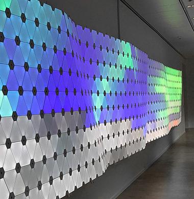 LED Light Panel Application