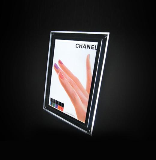 Crystal LED Light Box - cosunlighting